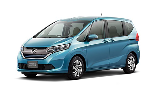 Honda Freed 1 5g Hybrid Sensing M9 International Pte Ltd