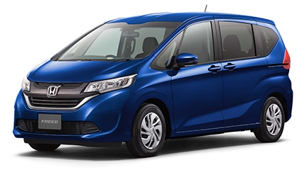 Honda Freed 1 5g M9 International Pte Ltd