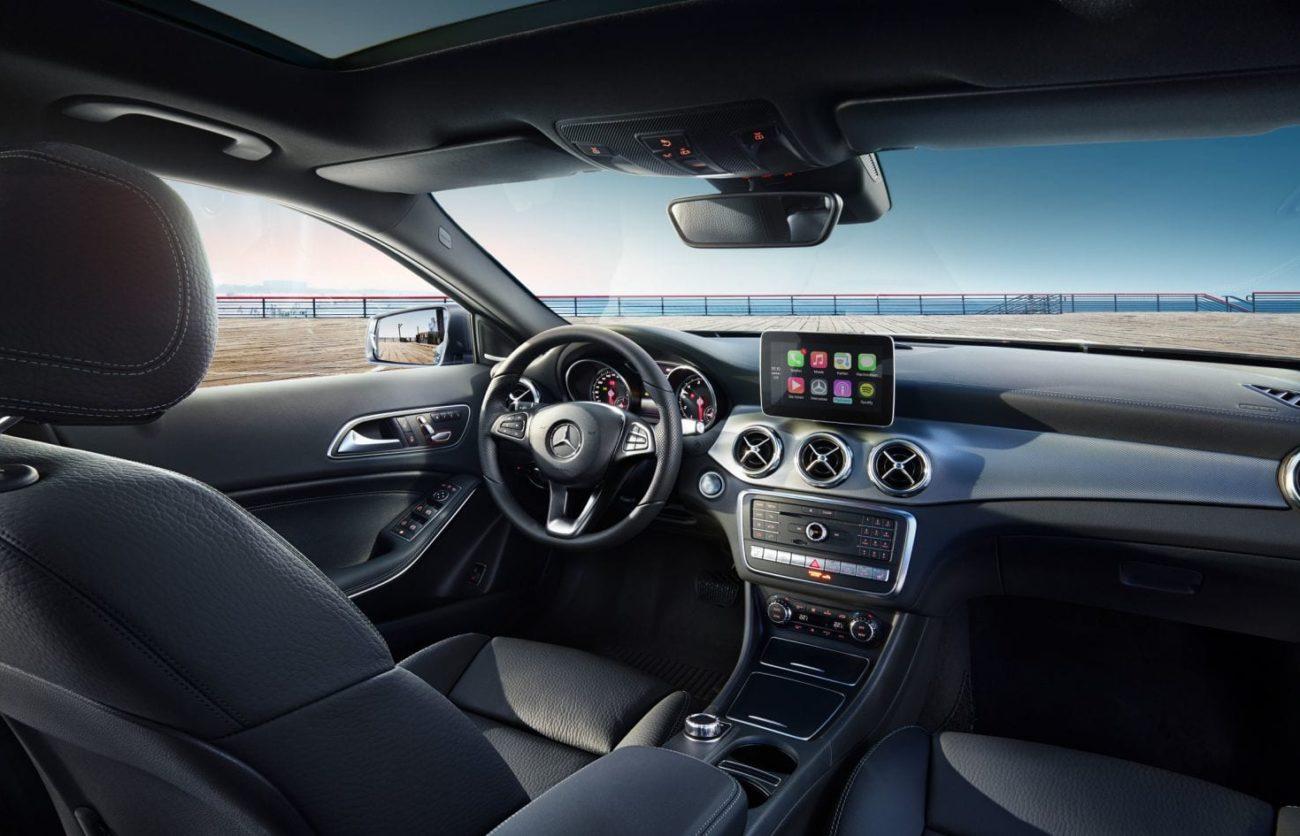 M9 Mercedes-Benz GLA180 Urban Edition