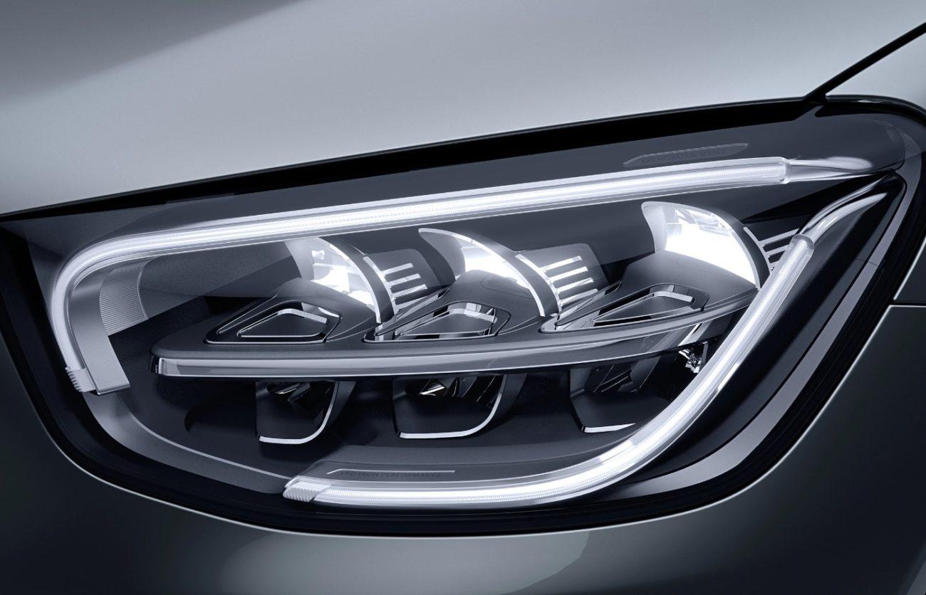 M9 Mercedes-Benz GLC300 Sport Edition High Performance Headlamps