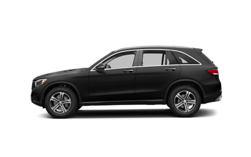 Mercedes Benz GLC300 Sport Edition Side View