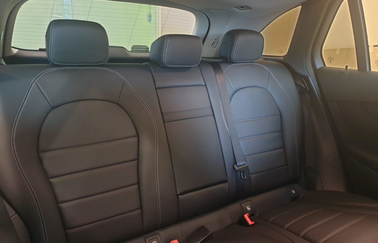 M9 Mercedes-Benz GLC300 Sport Edition Back Seats