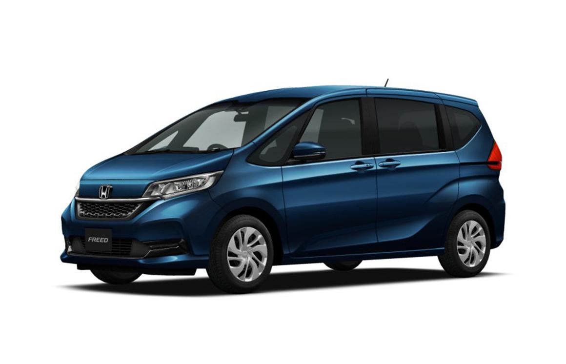Honda Freed Blue