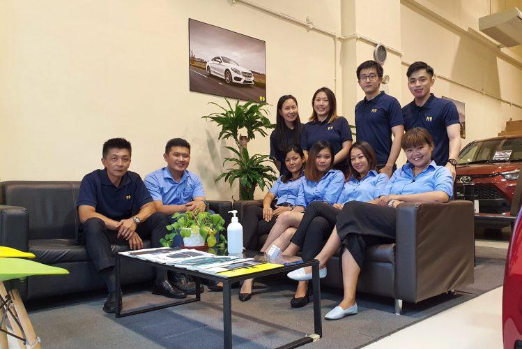 M9 International Team