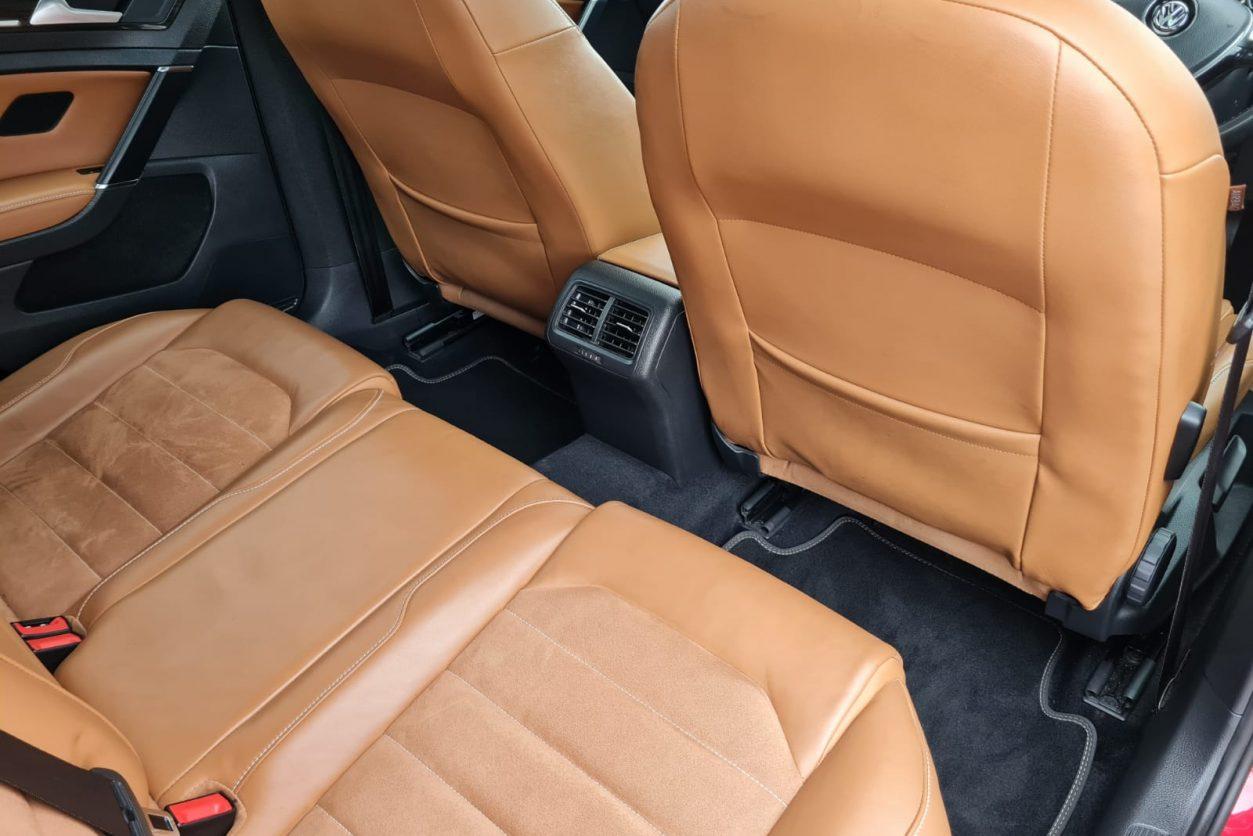 Volkswagen Golf Interior -3